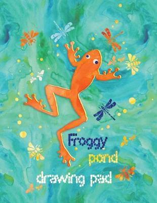 Froggy Pond Drawing Pad by Creations Atelier