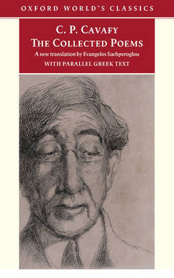 The Collected Poems: With Parallel Greek Text by Constantine P. Cavafy image