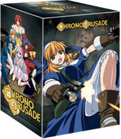 Chrono Crusade Collection (7 Disc Box Set) on DVD