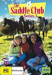 Saddle Club, The - Series 1 (4 Disc) on DVD
