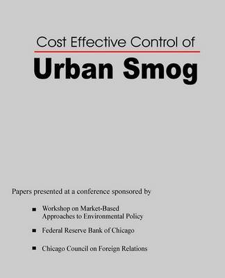 Cost Effective Control of Urban Smog by Conference Proceedings image