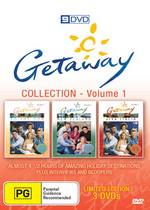 Getaway Collection Volume 1 on DVD
