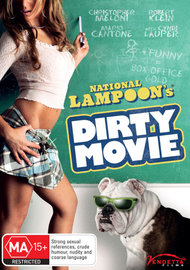 National Lampoon's Dirty Movie! on DVD