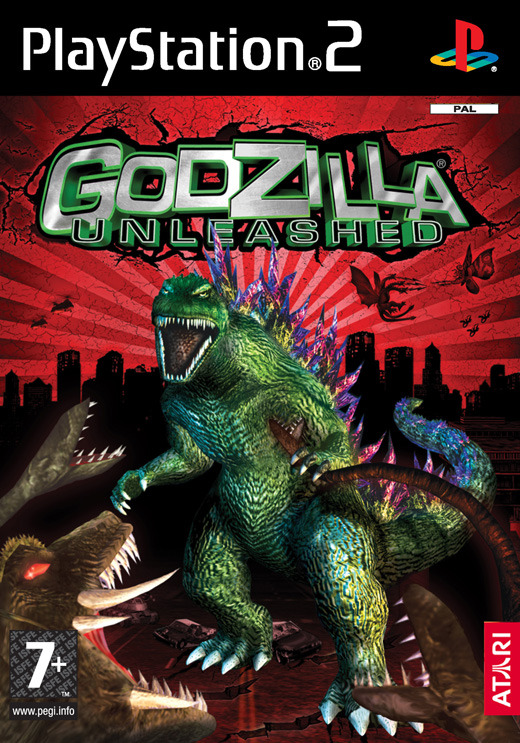 Godzilla: Unleashed for PlayStation 2