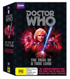 Doctor Who - The Trial of a Time Lord Box Set DVD