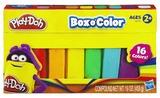 Play Doh Box' o Colour Set