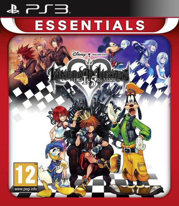 Kingdom Hearts HD 1.5 Remix (PS3 Essentials) for PS3