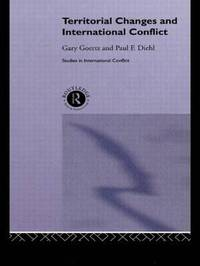 Territorial Changes and International Conflict by Paul F Diehl image