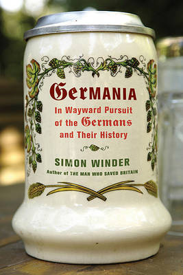 Germania: In Wayward Pursuit of the Germans and Their History by Simon Winder image