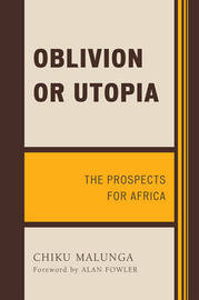 Oblivion or Utopia by Chiku Malunga image