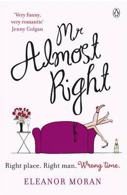 Mr Almost Right by Eleanor Moran image
