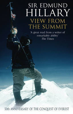 The View from the Summit by Edmund Hillary image