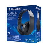 Official PlayStation 4 Platinum 7.1 Wireless Gaming Headset for PS4