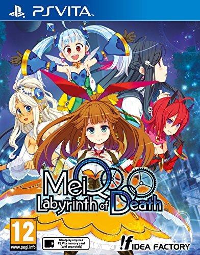MeiQ: Labyrinth of Death for PlayStation Vita