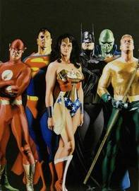 Worlds Greatest Super Heroes by P. Dini image