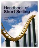 Handbook of Short Selling