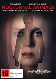 Nocturnal Animals DVD