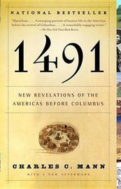 1491 by Charles C Mann