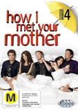 How I Met Your Mother - Season 4 DVD