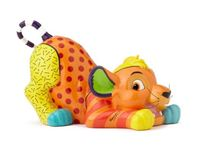 Romero Britto: Simba Figurine - Medium