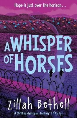 A Whisper of Horses by Zillah Bethell image