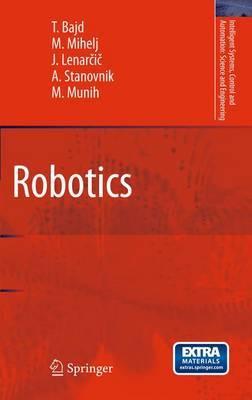 Robotics by Tadej Bajd image