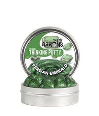 Crazy Aarons Thinking Putty: Persian Emerald