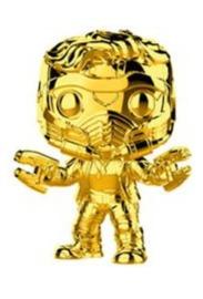 Marvel Studios - Star Lord Gold Chrome Pop! Vinyl Figure