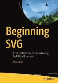 Beginning SVG by Alex Libby image