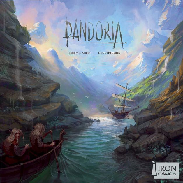 Pandoria - Board Game
