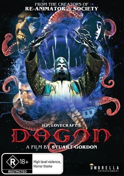 Dagon on DVD
