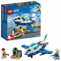 LEGO City: Sky Police Jet Patrol (60206)