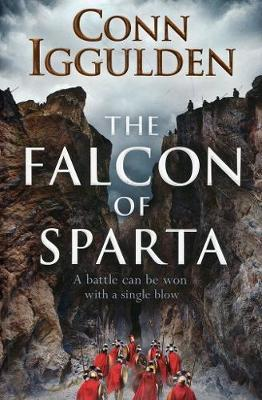 The Falcon of Sparta by Conn Iggulden image