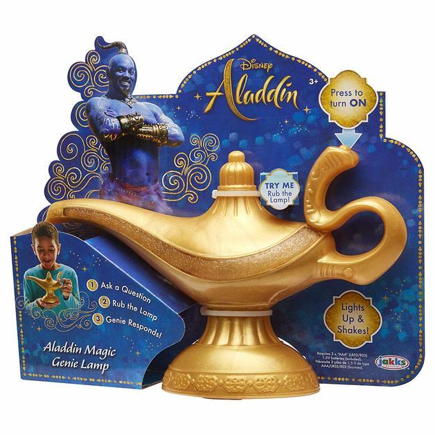 Disney's Aladdin: Magic Genie Lamp - Lights & Shakes Toy