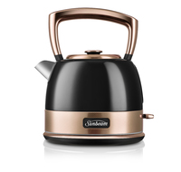 Sunbeam: New York Collection Pot Kettle - Black Bronze image