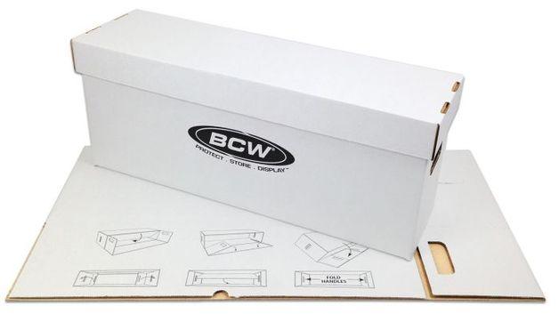 BCW: Comic Storage Box - Long