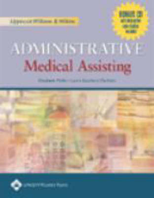 Lippincott Williams and Wilkins' Administrative Medical Assisting: AND Smarthinking Online Tutoring Service by Elizabeth A. Molle image