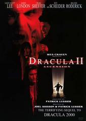 Dracula 2 - Ascension on DVD