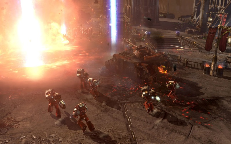 Warhammer 40000: Dawn of War II Game of the Year for PC Games image
