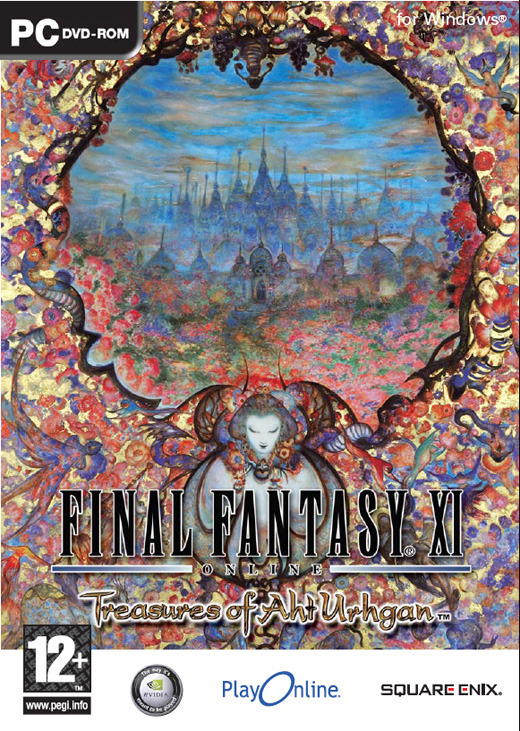 Final Fantasy XI: Treasures of Aht Urhgan Expansion for PC Games