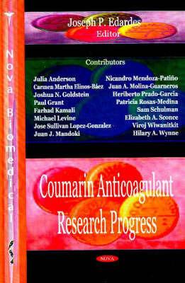 Coumarin Anticoagulant Research Progress
