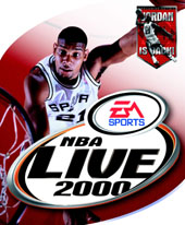 NBA Live 2000 for PC Games