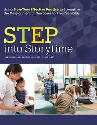 STEP into Storytime by Saroj Nadkarni Ghoting