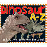 Dinosaur A-Z by Simon Mugford