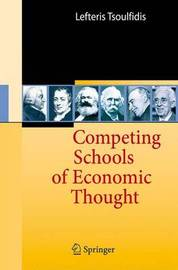 Competing Schools of Economic Thought by Lefteris Tsoulfidis image