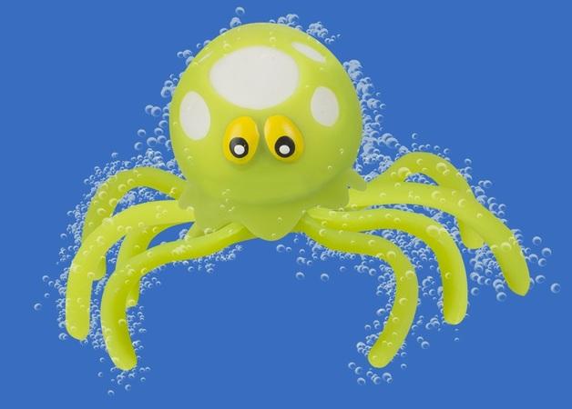 Tubtime: Light Up Floating Octopus - Pink