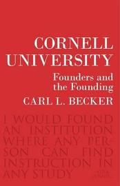 Cornell University by Carl L Becker image