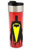 DC Comics: Batman Cityscape Insulated Travel Mug