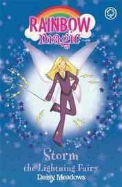 Storm the Lightning Fairy (Rainbow Magic #13 - Weather Fairies series) by Daisy Meadows