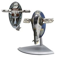 Star Wars: Slave I (Jango Fett Ver.) - 1:144 Scale Model Kit